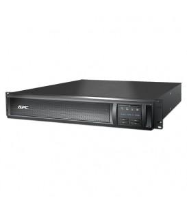 APC Smart-UPS X 1500VA 1200W Rack/Tower LCD SMX1500RMI2U