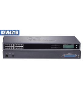 Grandstream GXW4216 FXS Analog VoIP Gateway