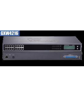 Grandstream GXW4216 FXS Analog VoIP Gateway