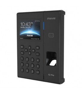 ANVIZ C2 Pro-MiFare Professional PoE Fingerprint, Keypad Time Attendance & Access Control Terminal