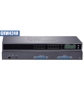 Grandstream GXW4248 FXS Analog VoIP Gateway