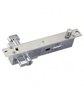 Blocco di Sicurezza Elettromeccanica per Porte con Pistone di Sicurezza Modo Apertura Fail Secure