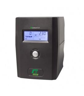 Elsist Nemo2.0 65 Line Interactive Monofase UPS 650VA 325W