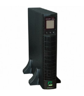 Elsist UPServer 2.0 2KVA On-Line Monofase Doppia Conversione Rack - Tower UPS 2000VA 1350W