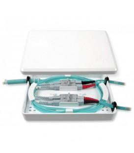 Intellinet Micro Scatola di Distribuzione per 4 Adattatori SC Simplex