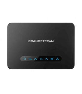 Grandstream HT814 4-Port FXS Gateway with Gigabit NAT Router