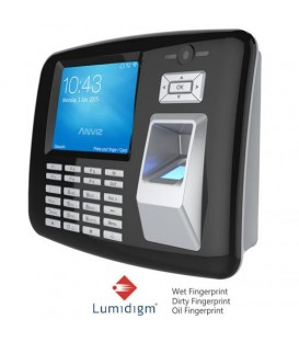 ANVIZ OA1000 Mercury Pro Multimedia Fingerprint & RFID Terminal