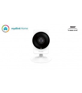 D-Link DCS-8200LH 1MP HD Cloud WiFi 180° Panoramic D/N Cube Network Camera