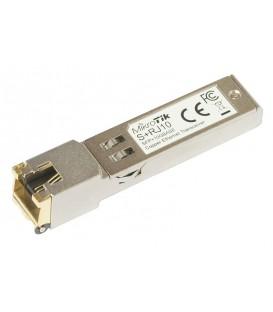 MikroTik Routerboard RJ45 SFP+ 10GBASE Copper Module S+RJ10