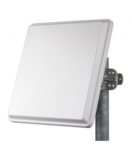 Mars Antennas MA-WD55-2DS16B 5.1–5.9 GHz 16dBi 90° Double Dual-Slant Base Station Antenna,