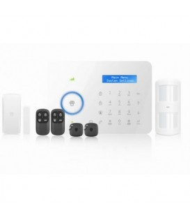 CHUANGO B11 GSM/PSTN/SMS/RFID Dual-Network Touch Sistema di Allarme Wireless