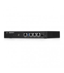 UBIQUITI EdgeRouter™ 4 4-Port Gigabit Router with 1 SFP port - ER-4