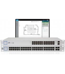 UBIQUITI UniFi® Switch 24 250W Managed PoE+ Gigabit SFP Switch
