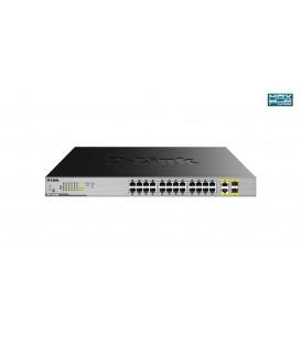 D-Link DGS-1026MP 26-Port Gigabit Max PoE Switch