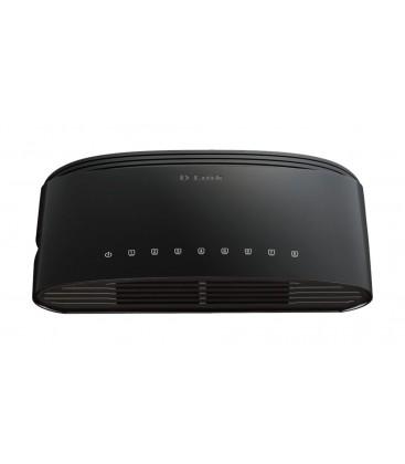 D-Link DES-1008D 8-Port Fast Ethernet Unmanaged Desktop Switch