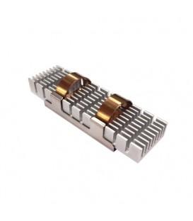 QNAP HS-M2SSD-02 Heatsink for M.2 SSD Module 1MM  2 pcs