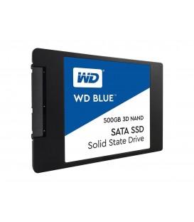 WD Blue 3D NAND SATA SSD 500GB WDS500G2B0A