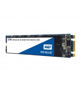 WD Blue 3D NAND SATA SSD M.2 2280 2TB WDS200T2B0B