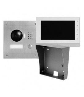Video Intercom IP 2-Wire Surface Mount Kit