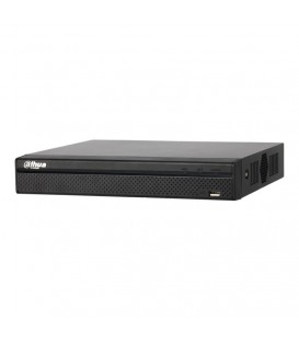Dahua NVR4108HS-8P-4KS2 8 Channel Compact 1U 8PoE 4K & H.265 Lite Network Video Recorder