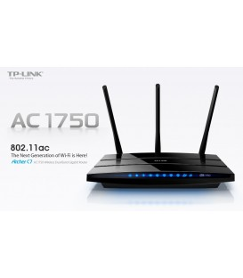 TP-Link Archer C7 AC1750 WiFi AC Dual Band Gigabit Router