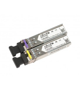MikroTik Routerboard SFP Transceivers S-4554LC80D