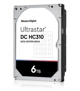 HGST Ultrastar DC HC310 (7K6) 6TB 256MB SATA 512e HUS726T6TALE6L4
