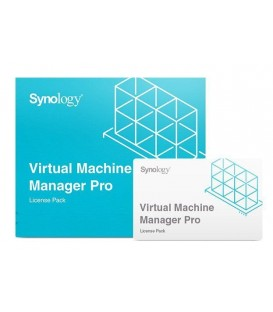 Synology Virtual Machine Manager Pro 3-Node 1-Year License Pack