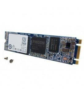 QNAP SSD-M2080-256GB-A01 M.2 2280 SATA 256GB SSD Module