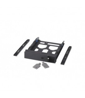QNAP TRAY-35-BLK001 HDD Tray with Key Lock & 2 Keys for 3.5'' & 2.5'' HDD