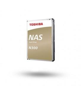 TOSHIBA N300 NAS HDD 10TB 256MB SATA HDWG11AUZSVA