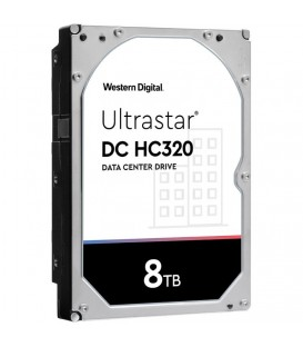 WD/HGST Ultrastar DC HC320 (7K8) 8TB 256MB SAS 4Kn HUS728T8TAL4204