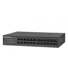 NETGEAR® GS324 24-port Gigabit Ethernet Unmanaged Switch