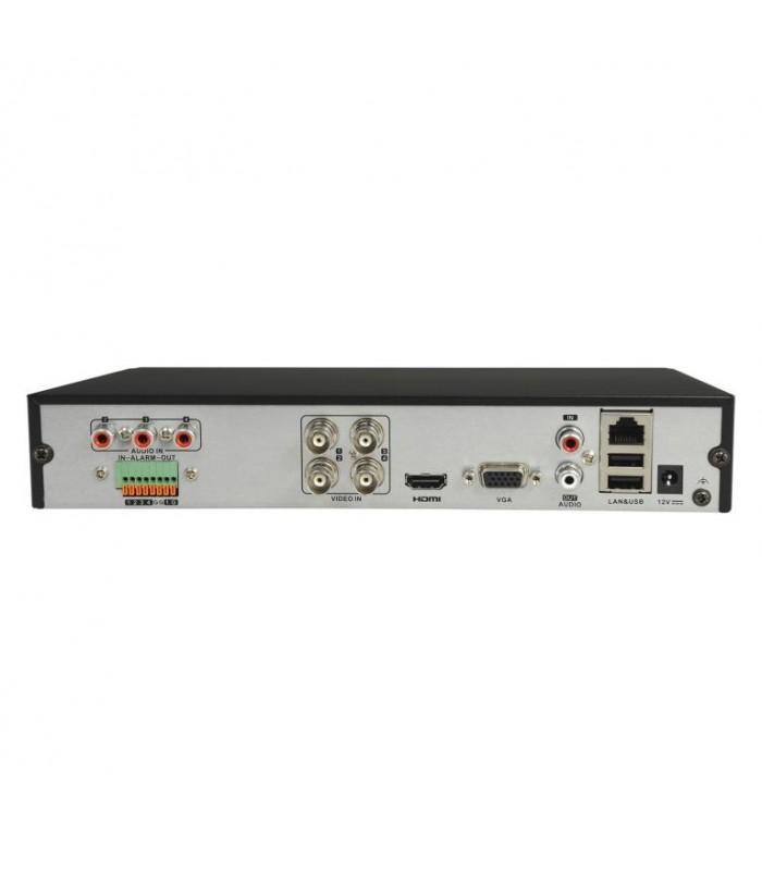 Safire HTVR3104A 4 Channel 1080p Lite 5n1 Digital Video Recorder