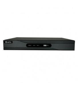 Safire SF-HTVR8208AP-HEVC 8 Channel 4K 5n1 H.265+ Digital Video Recorder