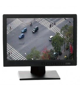 Safire SF-MNT10BNC 10'' CCTV LED Monitor