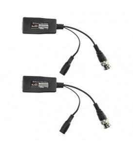 Safire BA621P-HAC Ricetrasmettitore Passivo a Balun Twisted Pair 1 Canale Video HDCVI o HDTVI 2pz.