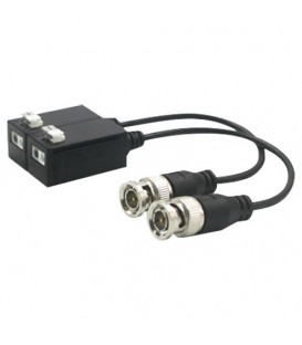 Safire BA612P-HAC Ricetrasmettitore Passivo Twisted Pair 1 Canale Video HDCVI o HDTVI 2pz.