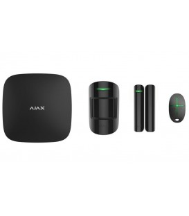 Ajax StarterKit Wireless Security System Starter Kit - Black