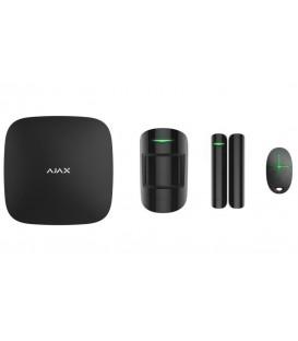 Ajax StarterKit Plus Wireless Security System Starter Kit - Black
