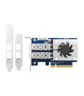 QNAP QXG-10G2SF-CX4 Dual-port 10GbE SFP+ Network Expansion Card