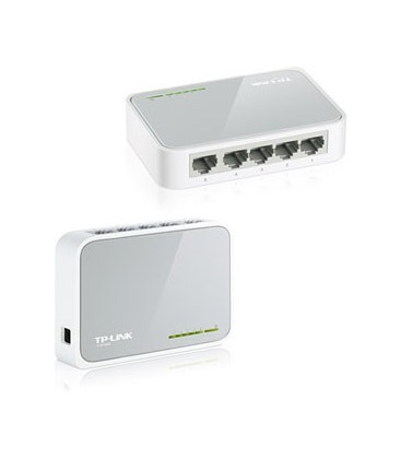 Tp-Link TL-SF1005D 5-Port Unmanaged 10/100M Desktop Switch
