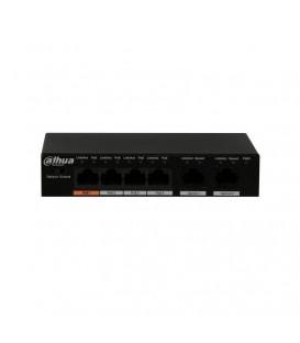 Dahua PFS3006-4ET-60 4-Port Fast Ethernet PoE Switch