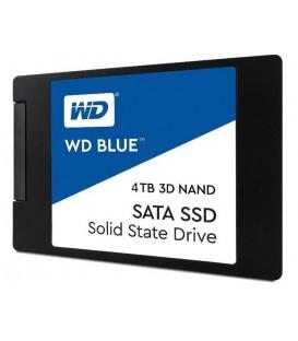 WD Blue 3D NAND SATA SSD 4TB WDS400T2B0A