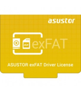 Asustor exFAT Driver License