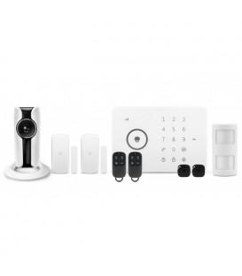 CHUANGO G5i Plus GSM/SMS/RFID Touch Sistema di Allarme Wireless con Telecamera WiFi HD