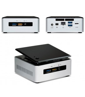Intel® NUC Mini PC Kit NUC5i3RYHSN