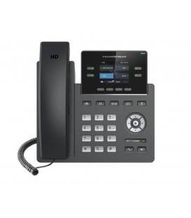 Grandstream GRP2612 2-Lines 2 SIP Accounts Carrier-Grade HD IP Phone
