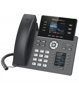 Grandstream GRP2614 4-Lines 4 SIP Accounts Carrier-Grade WiFi HD Gigabit IP Phone