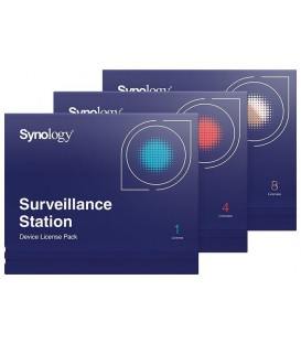 Synology Surveillance Device 4 License Pack